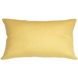 Worley Linen Lumbar Pillow