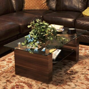 Coffee Table with Mdf Base