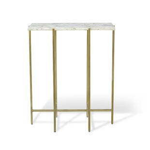 Interlude Leonie Rectangular End Table