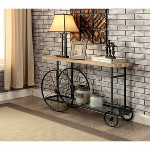 Compare prices Lane Console Table By Williston Forge