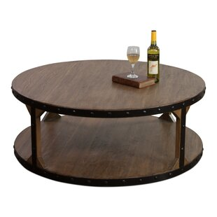 Manley Two-Tier Coffee Table by 17 Stories