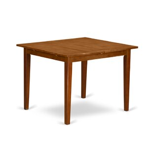 Wooden Importers Milan Dining Extendable Table