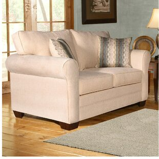 Comparison Kampsville Loveseat by Darby Home Co Reviews (2019) & Buyer's Guide