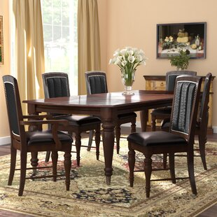 Balmers 7 Piece Dining Set Astoria Grand