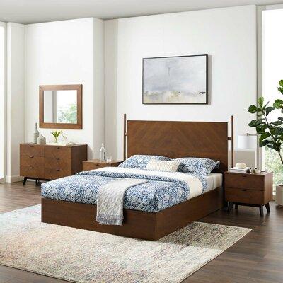 Antonelli Queen Platform 5 Piece Bedroom Set Corrigan Studio?