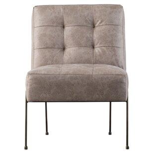 Gillard Slipper Chair by Williston Forge