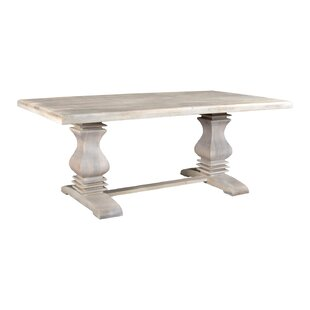 Maliyah Pedestal Dining Table by Longshor..
