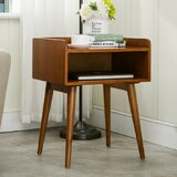 Josephson Solid Wood Nightstand by George Oliver