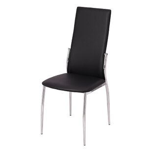Paulina Upholstered Dining Char (Set Of 4) By Symple Stuff