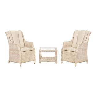 Hermina 2 Seater Bistro Set With Cushions By Sol 72 Outdoor