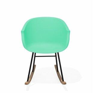 Harriet Bee Solorzano Rocking Chair