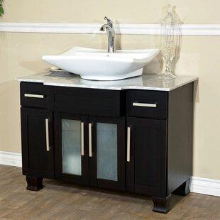 40 Single Bathroom Vanity Set by Bellaterra Home