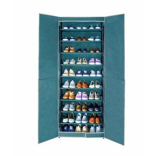 Breeze 30 Pair Shoe Storage Cabinet By Rebrilliant
