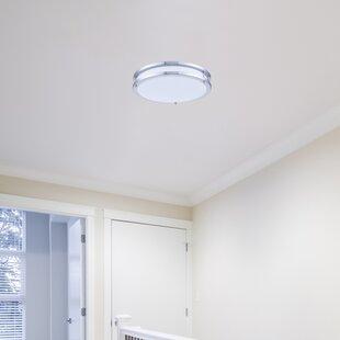 Living District LED Surface Flush Mount