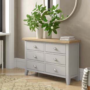Eminence 6 Drawer Chest By Beachcrest Home