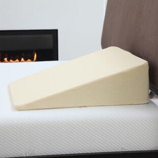 Alwyn Home Hypoallergenic Folding Wedge Memory Foam Pillow
