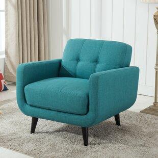 Modibella Armchair & Turquoise Armchair | Wayfair