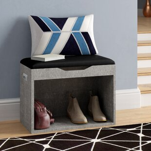Jere Compact Storage Bench