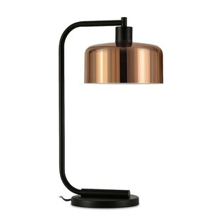 Modern contemporary table lamps allmodern donner 205 arched table lamp mozeypictures Choice Image