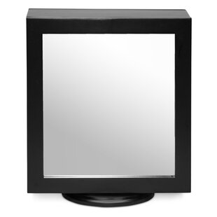 Wessex Dual Sided Table Bathroom/Vanity Mirror by Wholesale Interiors