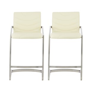 Edgehill 66cm Bar Stool (Set Of 2) By Metro Lane
