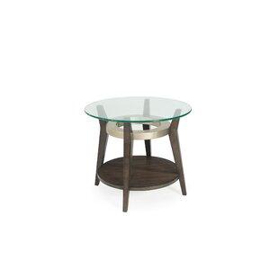 Wroblewski End Table by Brayden Studio