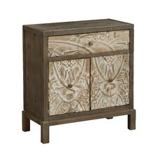 1 Drawer 2 Door Cabinet by Coast to Coast Imports LLC