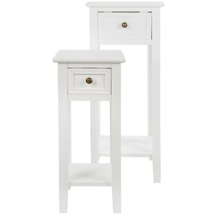 Elegance Telephone Table (Set Of 2) By Lily Manor