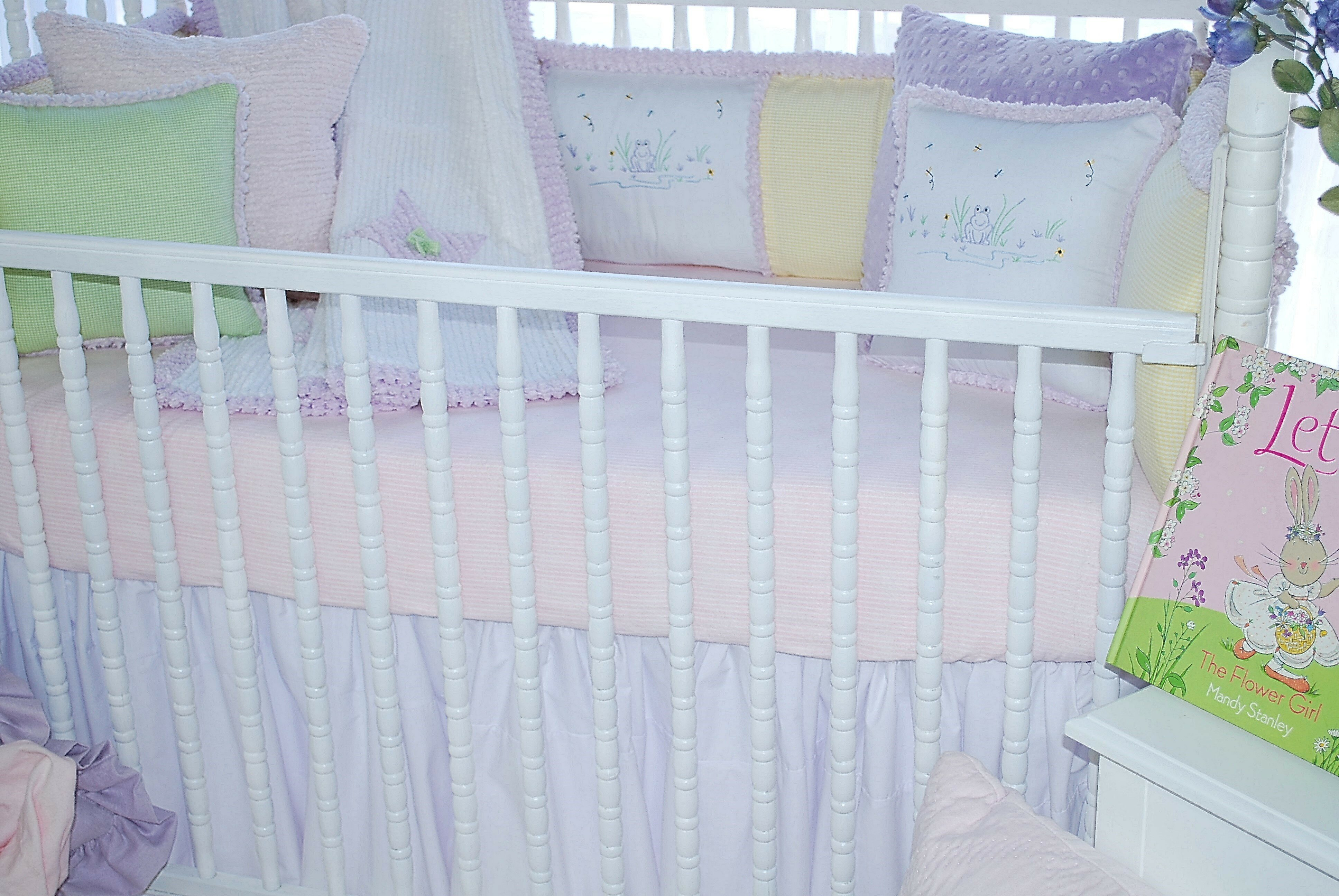 Harriet Bee Carlie 4 Piece Crib Bedding Set Wayfair