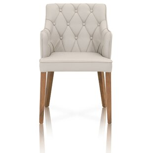 Earley Upholstered Dining Chair by Canora..