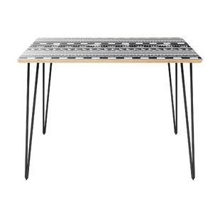 Holtz Dining Table Bungalow Rose