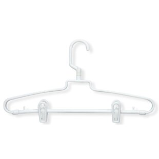 Read Reviews 72 Pack Hotel Style Hanger with Clips By Honey Can Do