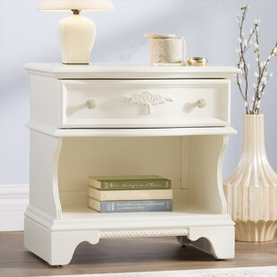 Maia 1 Drawer Nightstand By Viv + Rae