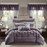 Paolo 24 Piece Comforter Bed-in-a-bag