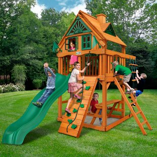 Gorilla Playsets Chateau T..