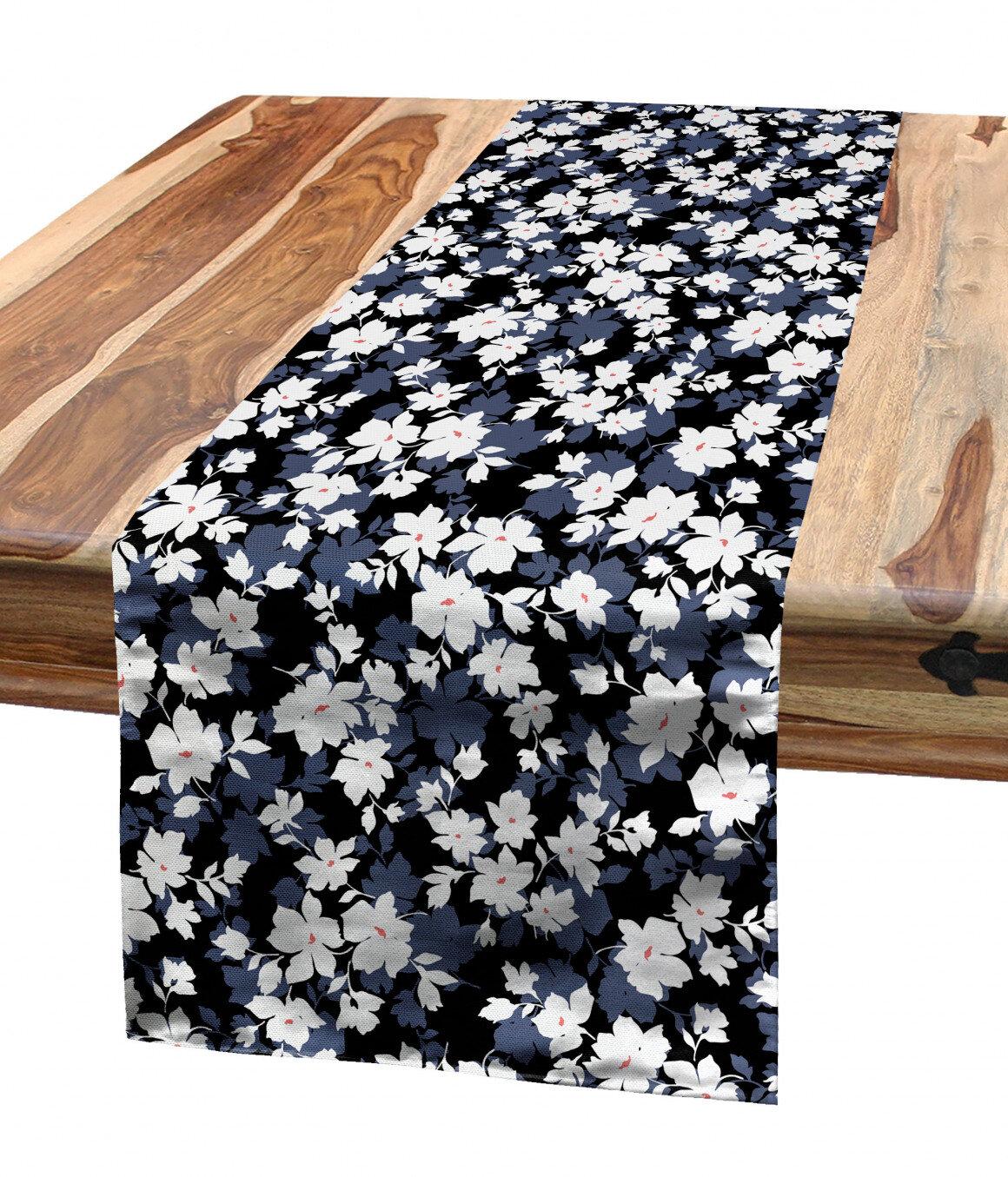 Flower Garden Table Runner