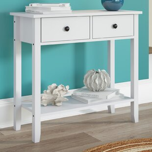 Clairview 2 Drawer Console Table By Brambly Cottage