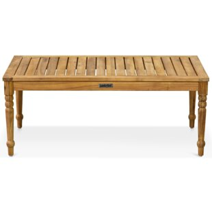 Kourtney Wooden Coffee Table By Sol 72 Outdoor