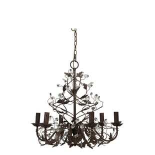 Light & Living Evita Crystal Iron Hanging..