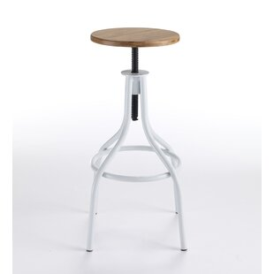 Colomiers Height Adjustable Bar Stool By Borough Wharf