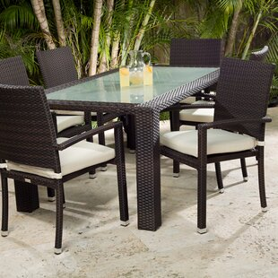 Brayden Studio Lasater 7 Piece Dining Set