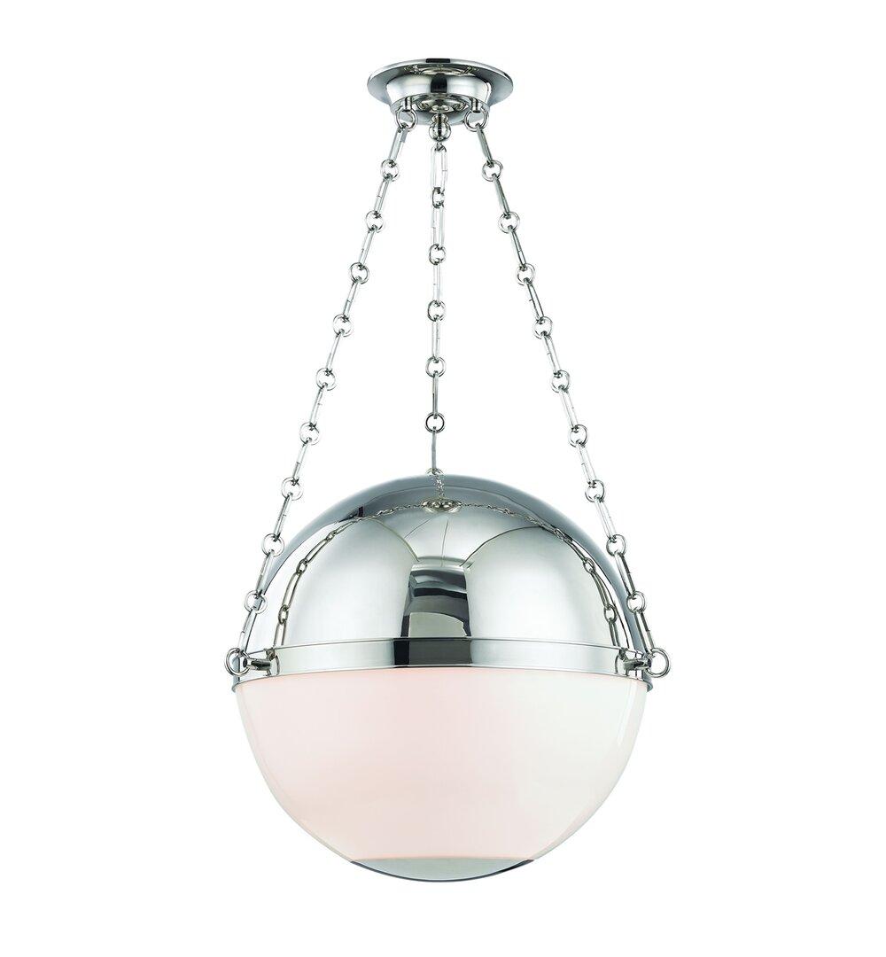 Rickman 3 - Light Globe Pendant