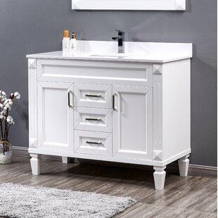 Needville 42 Single Bathroom Vanity Set ByCharlton Home
