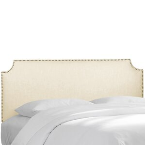 Melissa Upholstered Panel Headboard by Wayfair Custom Upholstery?