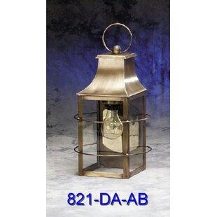 800 Series 1-Light Outdoor Wall Lantern
