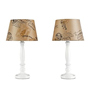 Shabby chic table lamp wayfair save aloadofball Choice Image