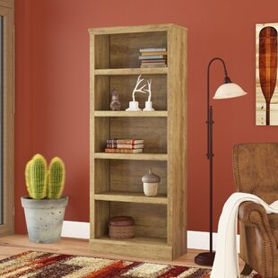 Kayli Standard Bookcase by Mistana Looking for