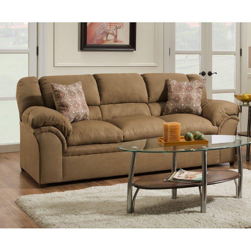 Red Barrel Studio Elza 91 Pillow Top Arms Sofa Reviews Wayfair
