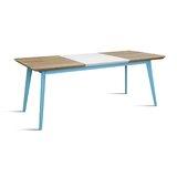 Verrett Solid Wood Dining Table by Brayden Studio®