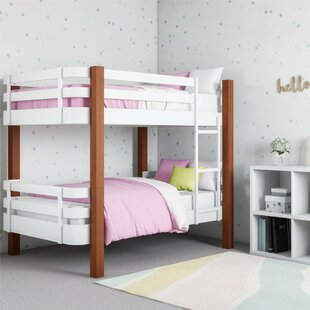 Wilkins Rounded Corner Twin Bunk Bed by Mack & Milo